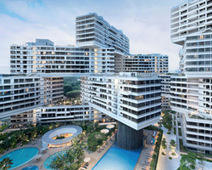 A vertical village in singapore - | Immobilier International | Scoop.it