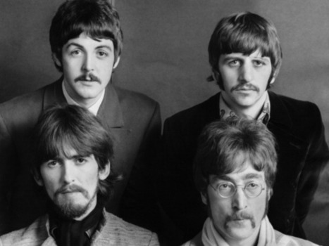 Tim Cook maintains Steve Jobs' Beatles business model - CNET | The Beatles and the Business World | Scoop.it