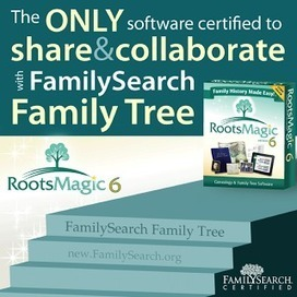 RootsMagic syncs sources to FamilySearch Family Tree | Genealogy Technology | Scoop.it