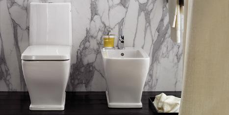 Comment bien décorer vos WC ? | Espace Aubade | Scoop.it