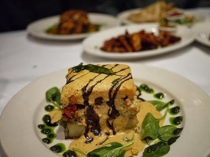 Recette de terrine de lentilles rouges aux poivrons rouges (ou fruits secs) - vegan, sans gluten | Cuisine du monde | Scoop.it