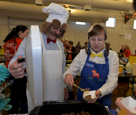 Crowds savor food delights at local fundraiser - Kane County Chronicle | Aquaponics Cooking | Scoop.it