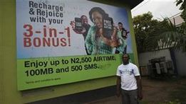 Report: Mobile Phones Transform Lives in Africa | VoaNews | Internet Development | Scoop.it