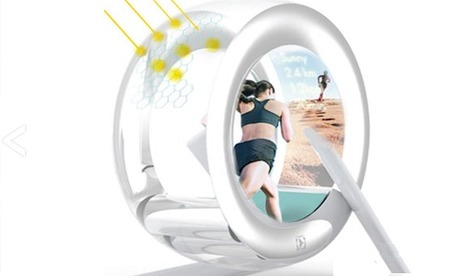 Treadmill Washes Your Clothes | AANVE! |Website Designing Company in Delhi-India,SEO Services Company Delhi | Scoop.it