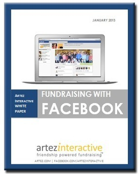 Report: Fundraising with Facebook | Nonprofits & Social Media | Scoop.it