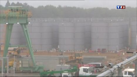 Fukushima : la nouvelle fuite d'eau radioactive serait stoppée ... | Fukushima | Scoop.it