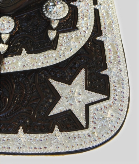Dale Chavez Company Inc. Custom saddles, silver halters and awards buckles. | western saddles | Scoop.it