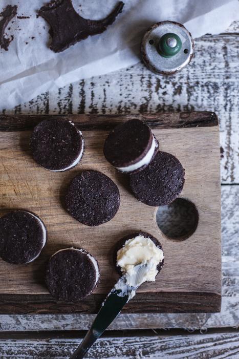 Adventures in Cooking: Vegan Oreos + Homemade Blendtec Coconut Butter | My Vegan recipes | Scoop.it