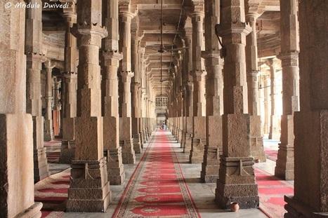 Heritage Walk in Ahmedabad- Mandir se Masjid Tak - Travel Tales From India | Travel India | Scoop.it
