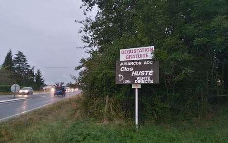 1 200 panneaux publicitaires sont en infraction en Béarn | Agriculture en Pyrénées-Atlantiques | Scoop.it