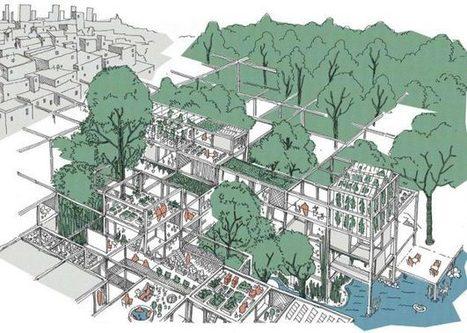 A Strasbourg, les étudiants de «Well Building» imaginent la ville de demain - Le Moniteur   Génie civil   Scoop.it