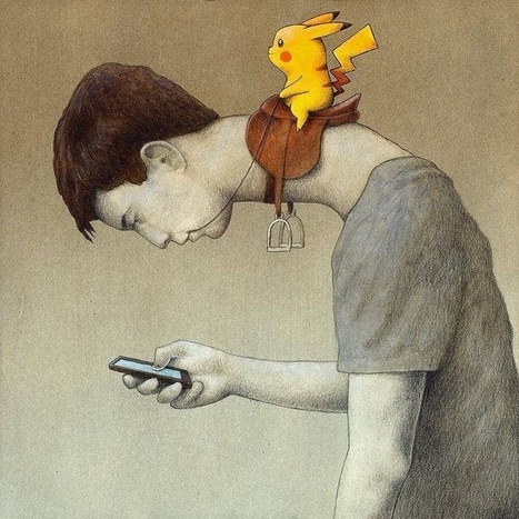 Pour ou contre Pokemon go ? Analyse d'un phénomène ! | Vers une nouvelle société 2.0 | Scoop.it