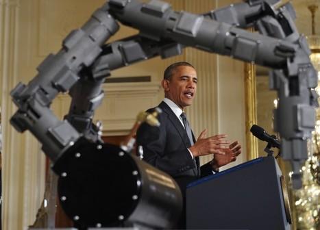 Comment la Maison Blanche prépare l'arrivée de l'intelligence artificielle - Rue89 | Nos Idées ont du Futur | Scoop.it