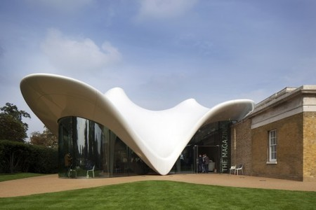 The Serpentine Sackler Gallery / Zaha Hadid Architects - ArchDaily | pcmello | Scoop.it
