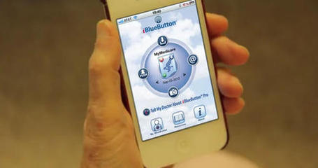 Le patient s'empare de son dossier médical sur son mobile | L'Atelier: Disruptive innovation | E-Health | Scoop.it