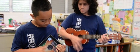 Leveraging Technology to Promote Culture on Maui | Using Technology to Transform Learning | Scoop.it