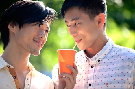 In 'Front Cover' a gay Chinese American comes to terms with his cultural identity | LGBT Movies, Theatre & FIlm | Scoop.it
