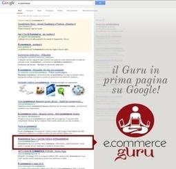 Il Seo fa volare il portale Ecommerce Guru su Google | Luigi Nervo | Mondo eCommerce | Scoop.it