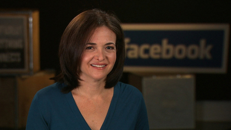 Sheryl Sandberg launches 'Ban Bossy' campaign to encourage ...   VIIV   Scoop.it