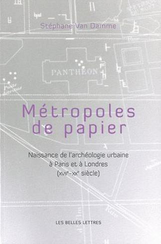 Une archéologie des métropoles - Métropolitiques | Histoire8 | Scoop.it