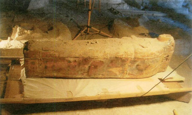 The sarcophagus of god Amun's singer unearthed - Ancient Egypt - Heritage - Ahram Online | Egyptology and Archaeology | Scoop.it