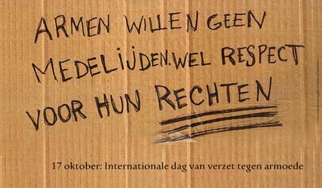 Amsab-ISG - Internationale dag van verzet tegen armoede | Socialisme Koekelberg | Scoop.it