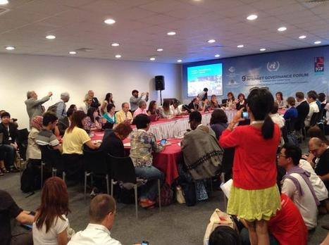 IGF2014 Reflections from Colombia's Ariel Barbosa. | #IGF2014 Reflections | Scoop.it