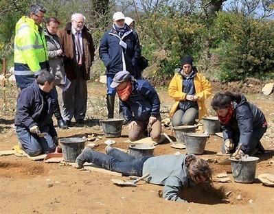 De nouvelles fouilles archéologiques à Kroas-Lesneven   World Neolithic   Scoop.it