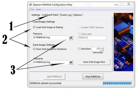 Como crear una unidad o disco RAM para elevar el rendimiento de Windows | Varios | Scoop.it