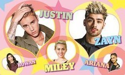 Not just for kids: how Zayn Malik and Justin Bieber rebranded the teen pop idol | Musicbiz | Scoop.it