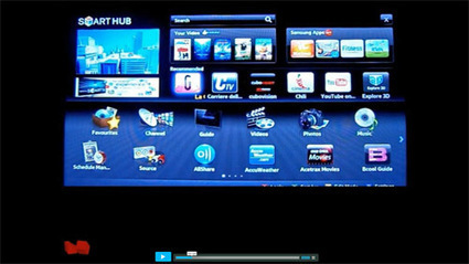 How an Internet-connected Samsung TV can spill your deepest secrets | OTT-TV | Scoop.it