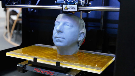3D printing tech used to reconstruct man's face in groundbreaking ... | The future | Scoop.it