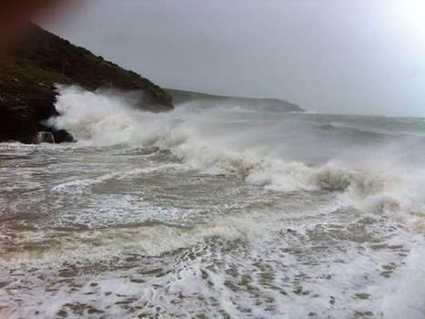 Actualité Météo : Intempéries, vents et inondations en Bretagne : le point à 22 heures - La Chaîne Météo | Ma Bretagne | Scoop.it