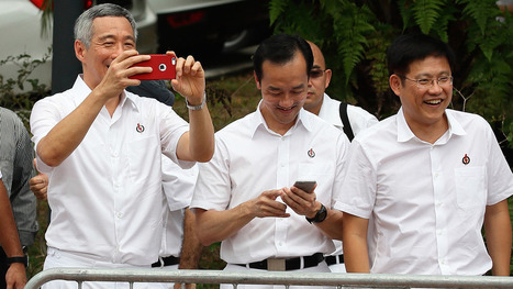 Singaporean politicians win and lose at social media | Doing Digital Diplomacy | Scoop.it