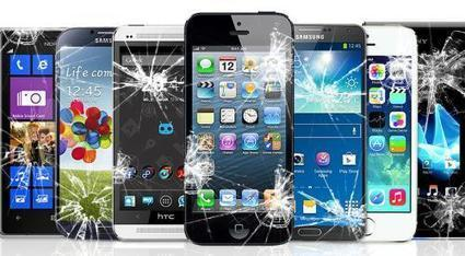Repair Options Available for Cracked iPhone Screen | The Mobile Spa | Scoop.it
