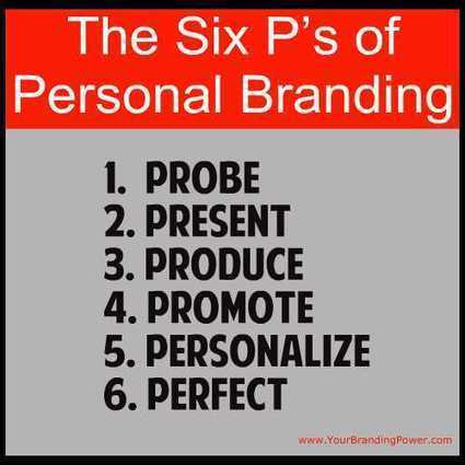 The Six P's of Personal Branding - Business 2 Community | Emotive Marketing | Scoop.it
