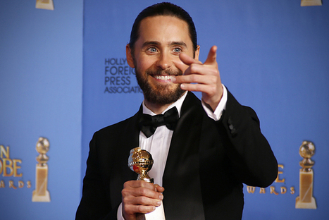 Jared Leto and Michael Douglas's homophobic Golden Globes speeches show the worst of Hollywood | HIV today | Scoop.it
