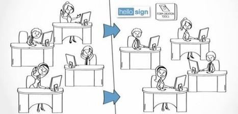 #CloudComputing : Hello Sign, Tu Firma Digital en #GoogleDrive | firma digital | Scoop.it
