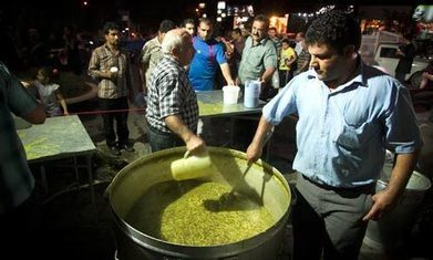 Tehran during Ramadan: 'nobody is really in the spirit' | Human Geography | Scoop.it