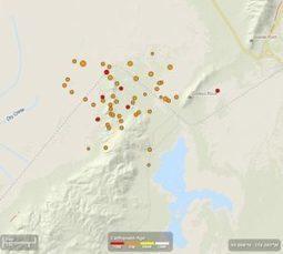 Global Rumblings: BREAKING: 50 Earthquakes Shake Nevada in 24 hours   Global Rumblings   Scoop.it