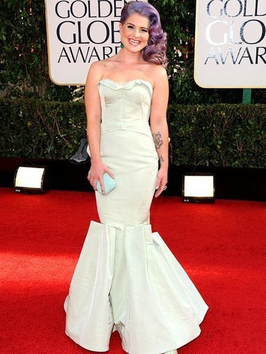 CURVES ON THE RED CARPET: GOLDEN GLOBES 2013 - The Thick Fabulous Life | Thick Women | Scoop.it