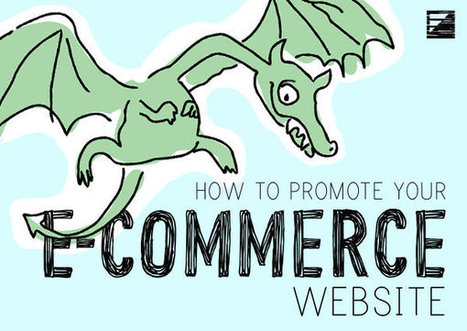 How to Promote Your E-Commerce Website | Bigfin Blog | Scoop.it