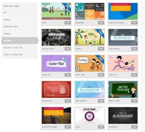 Créer votre propre film d'animation gratuitement | Boite à outils blog | Scoop.it