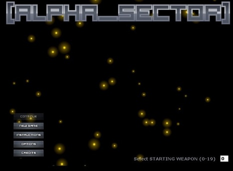 Alpha Sector | Free Games that Pay You | Scoop.it