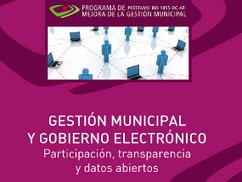 Gestión municipal y gobierno electrónico   gobiernolocal.gob.ar   Libro electronico   Scoop.it