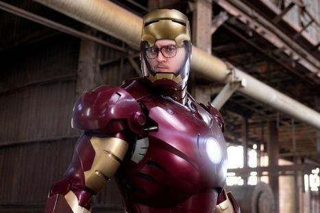PhotoFunia :: Iron Man | Open Access | Scoop.it