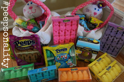 Easter brings out new PEEPS #peepsonality | Cultural Trendz | Scoop.it