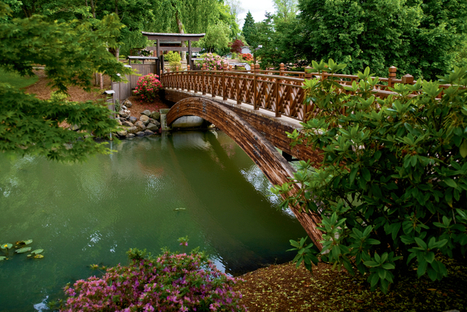 Longview, WA Gets Exotic With its Japanese Gardens | Longview, WA | A Love of Japanese Gardens | Scoop.it