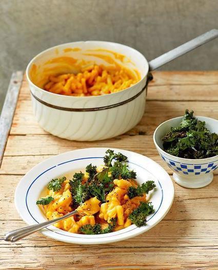Vegan Macaro-No Cheese Recipe | My Vegan recipes | Scoop.it
