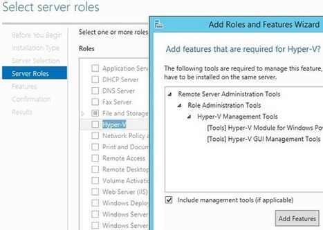 How to Add Hyper-V Role on Windows Server 2008/2012 to Run ... | Desktop Virtualization | Scoop.it